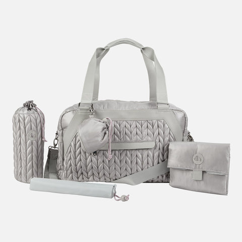 Mayoral Grey Padded Changing Bag