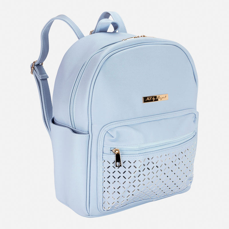 Mayoral Blue Backpack