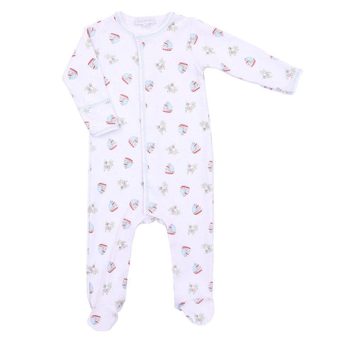 Magnolia Baby 'Pirate's Treasure' Babygrow