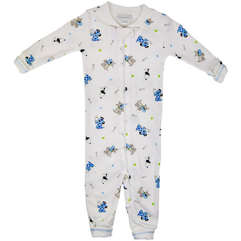 Magnolia Baby Dogs Design Playsuit