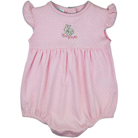 Magnolia Baby Pink Body with White Dots