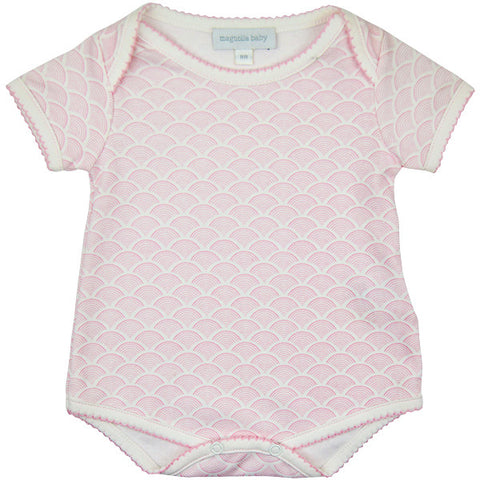 Magnolia Baby Pink Rainbow Design Body