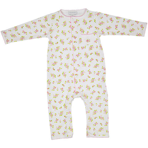 Magnolia Baby Rose Design Playsuit