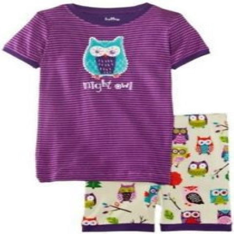 Hatley Owl Design PJ Set