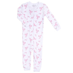 Magnolia Baby 'Pink Flamingo' Playsuit