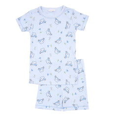 Magnolia Baby 'To a Tee' Short PJ Set