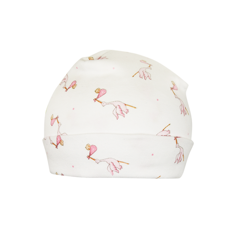 Magnolia Baby 'Worth the Wait' Pink Hat