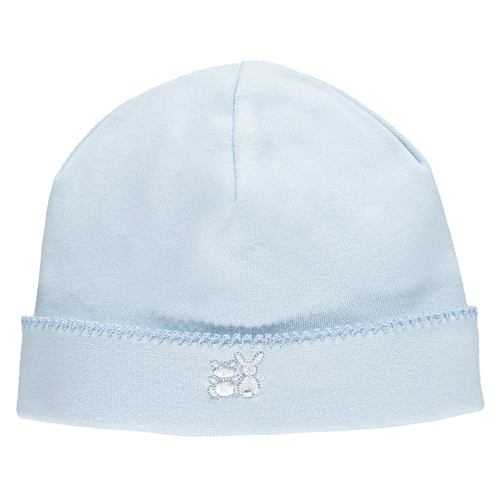 Emile et Rose 'Genesis' Blue Hat