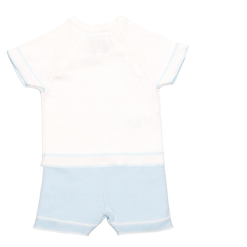 Emile et Rose 'Percy' Knitted Two Piece Set