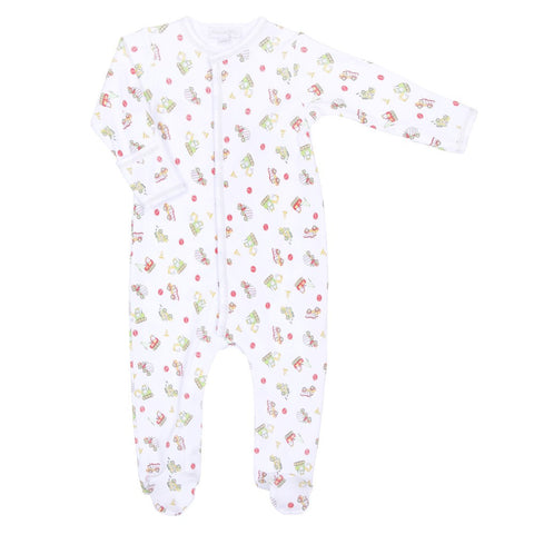 Magnolia Baby 'Construction Zone' Babygrow