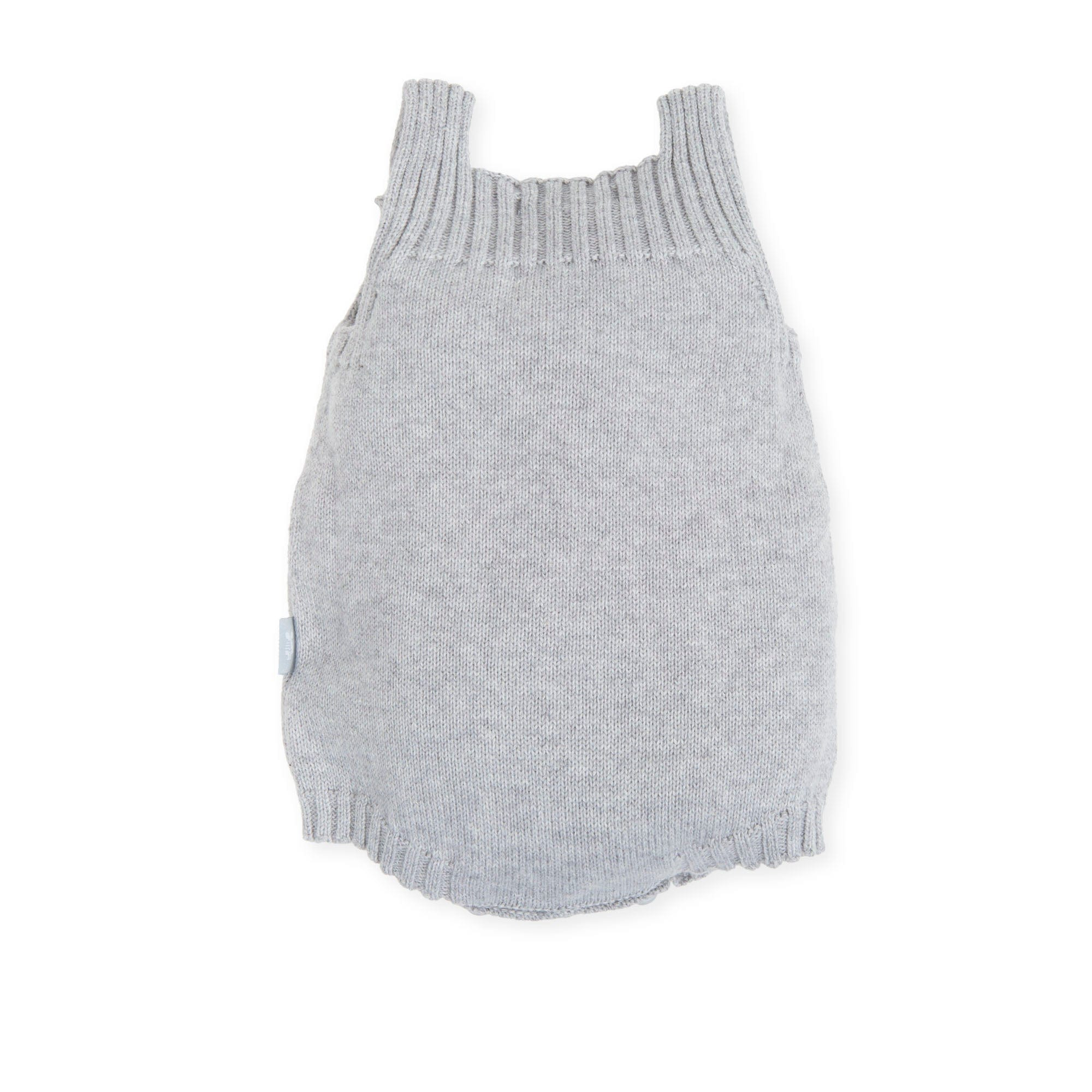 Tutto Piccolo Grey Knitted Body