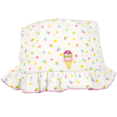 Magnolia Baby Ice Cream Design Hat