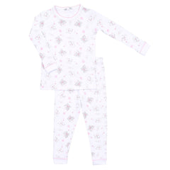 Magnolia Baby 'Purrfectly Sweet' PJ Set