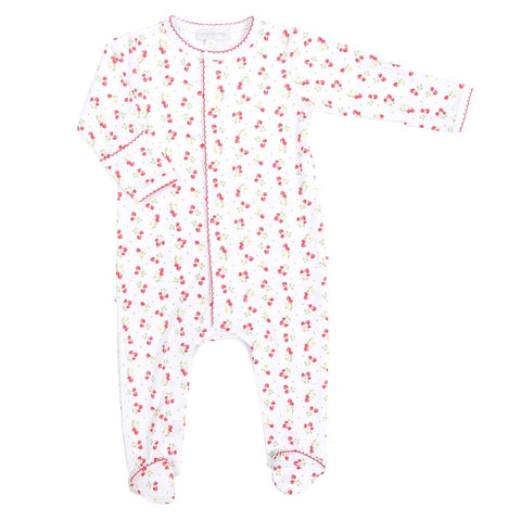 Magnolia Baby 'Strawberry Fields' Babygrow