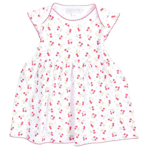 Magnolia Baby 'Strawberry Fields' Dress with Knickers