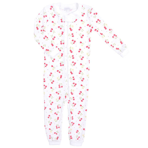 Magnolia Baby 'Strawberry Fields' Playsuit