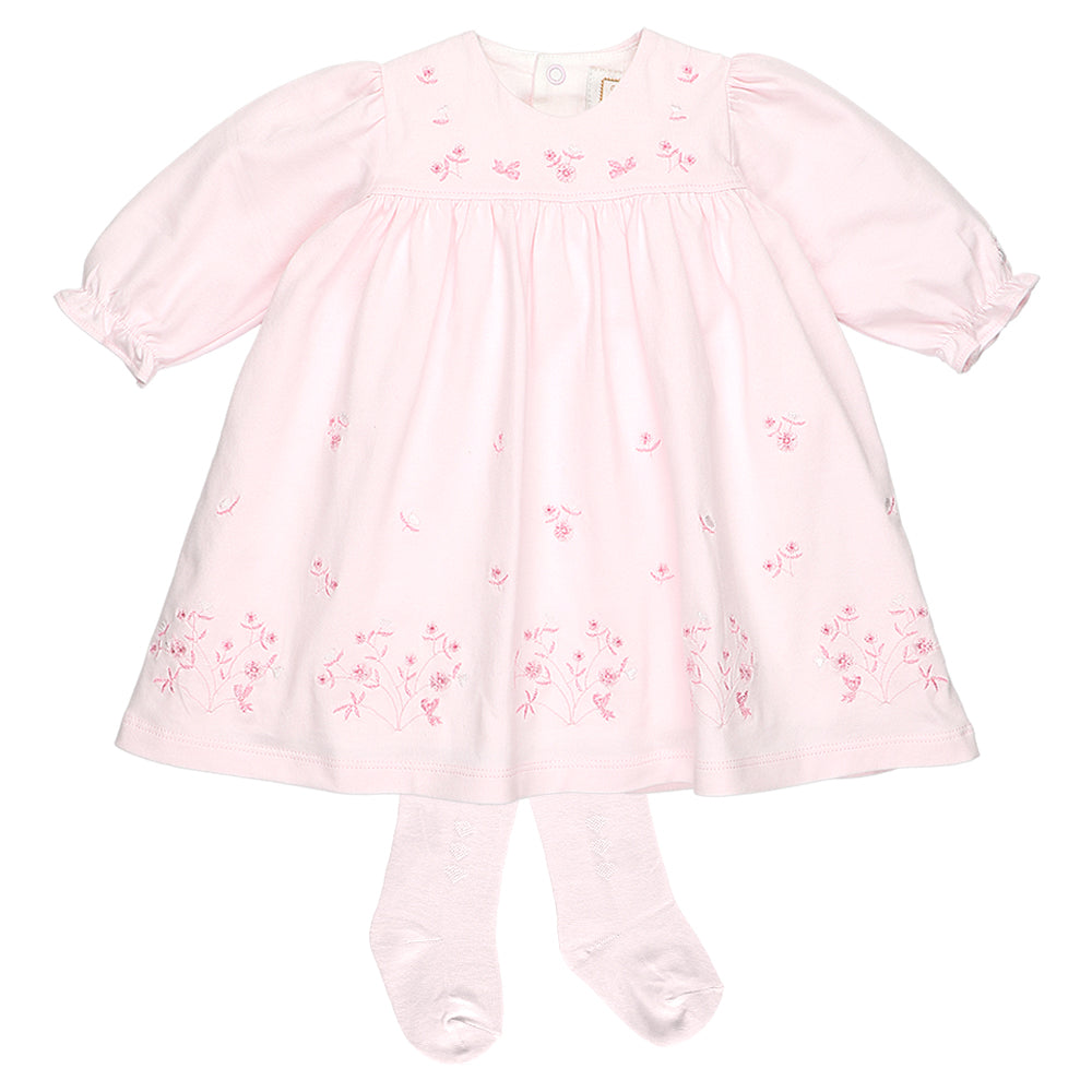 Emile et Rose 'Roisin' Dress with Tights
