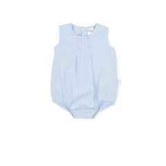Tutto Piccolo Blue & White Gingham Body