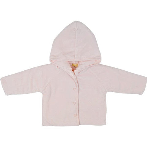 Nanan Pink Velour Jacket