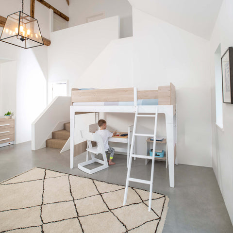 Boori Natty Single Loft Bed