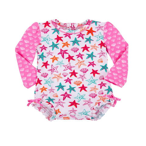 Hatley 'Star Fish' Sun Suit