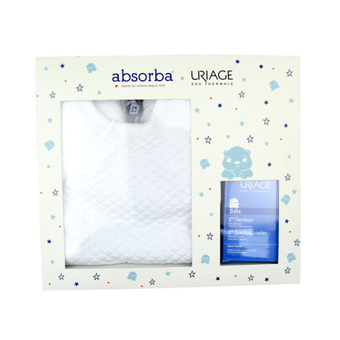 Absorba White Gift Set