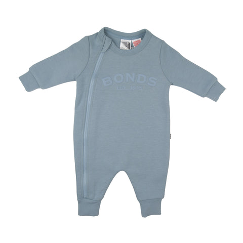 Bonds Blue Tech Sweat Wondersuit