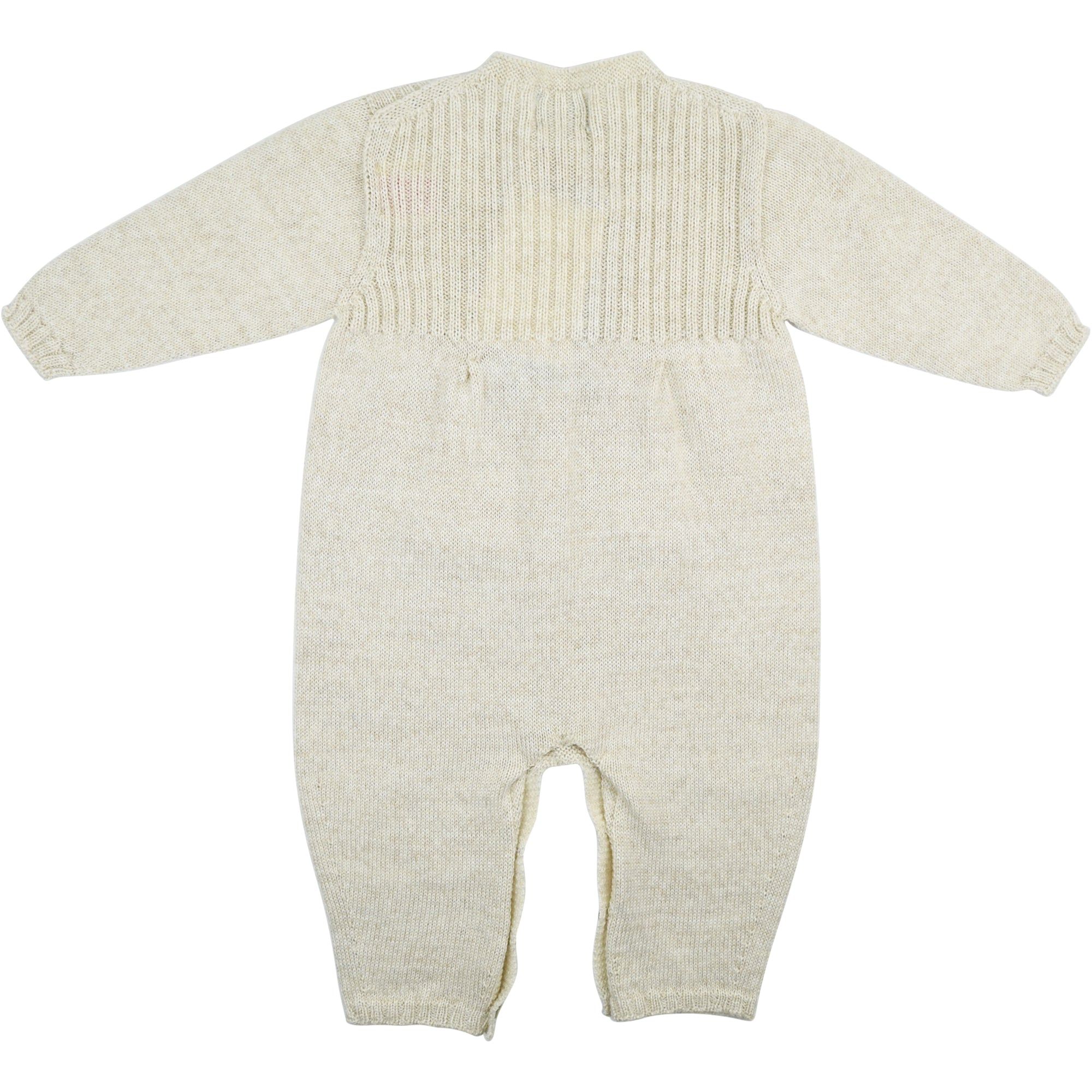 Floc Baby Stone Knitted Playsuit