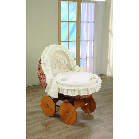 Leipold Antique Nostalgic Crib