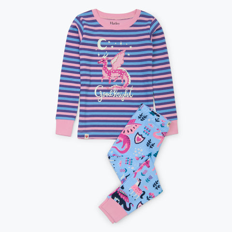 Hatley 'Enchanted Forest' PJ Set