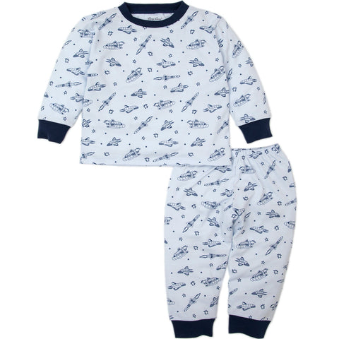 Kissy Kissy 'Spaceships' PJ Set