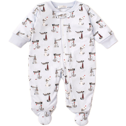Kissy Kissy 'In Tune Pups' Babygrow