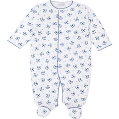 Kissy Kissy Navy 'Toy Rockers' Babygrow