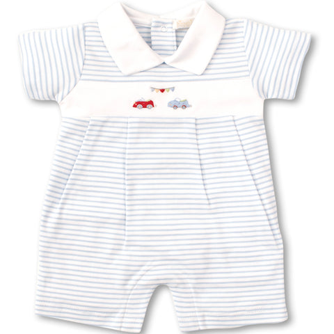 Kissy Kissy 'Premier Sports Car' Romper