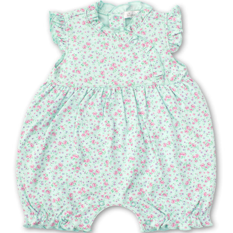 Kissy Kissy 'Dusty Rose' Romper