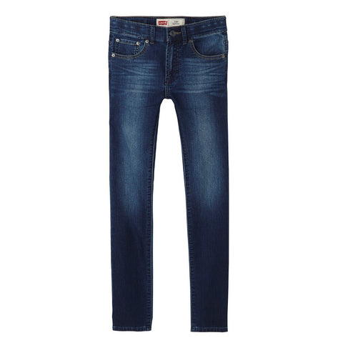 Levi's 510 Royal Blue Bermuda Shorts