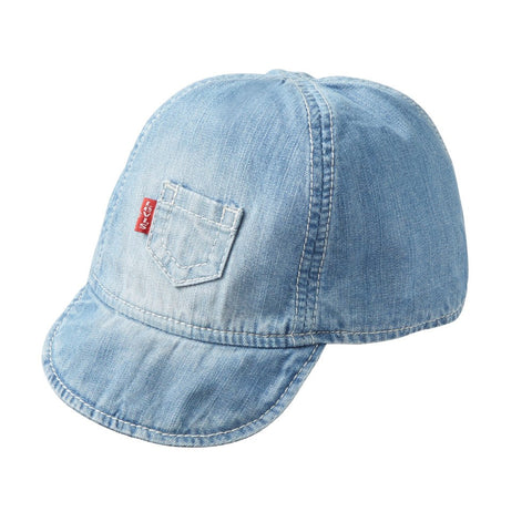 Levi's Light Denim Cap