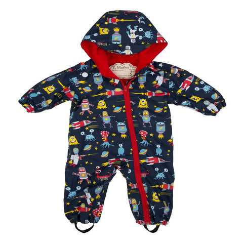 Hatley 'Space Alien' Rain Bundler