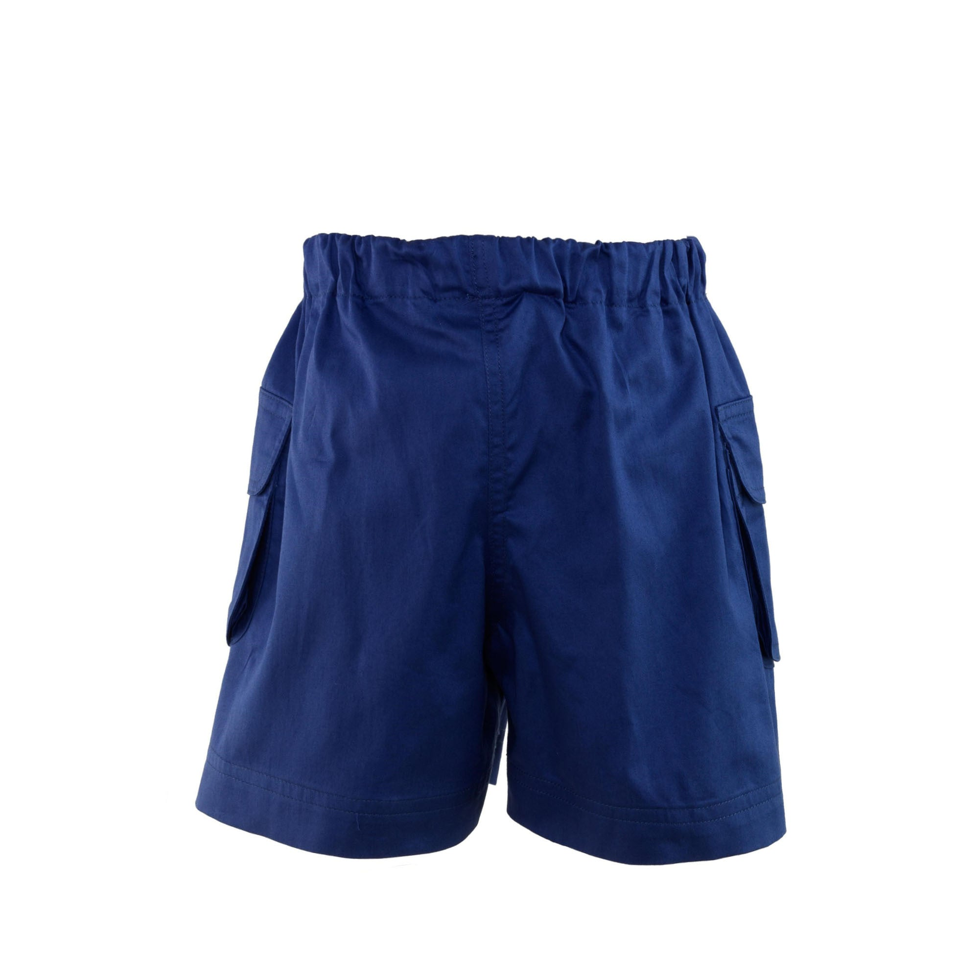 Rachel Riley Blue Pocket Shorts