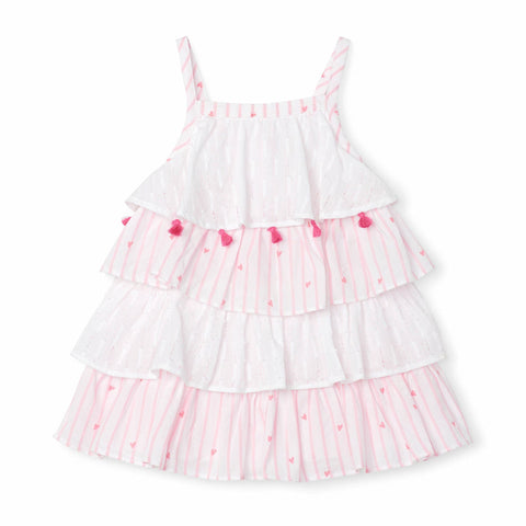 Hatley 'Scattered Hearts' Dress