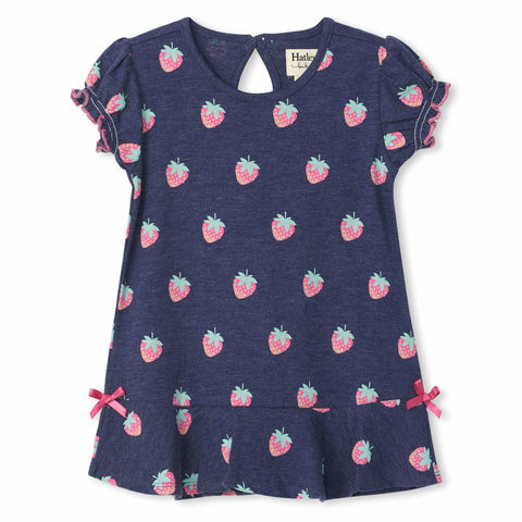 Hatley Strawberries Design Dress