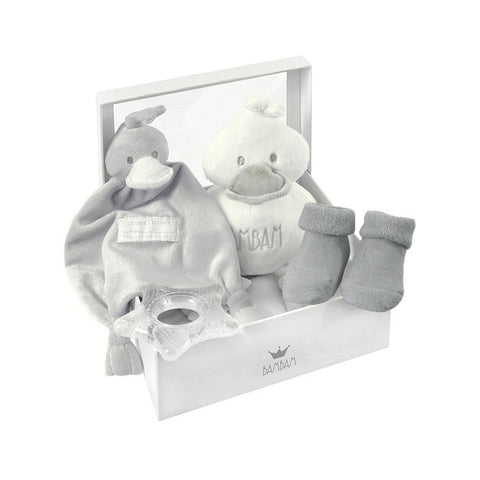 BAMBAM Baby Neutral Gift Box Set
