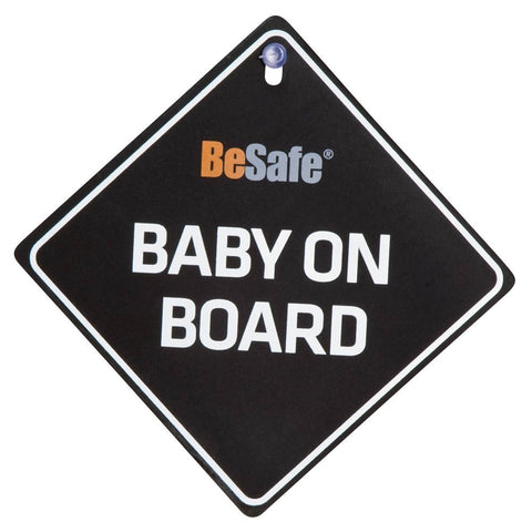 BeSafe 'Baby on board' Sign