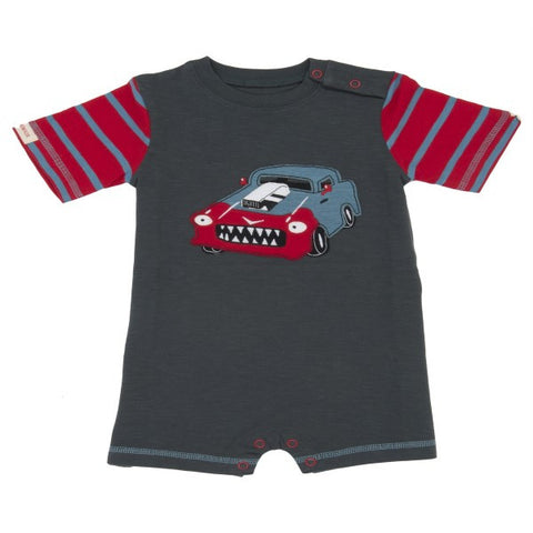 Hatley Car Design Romper