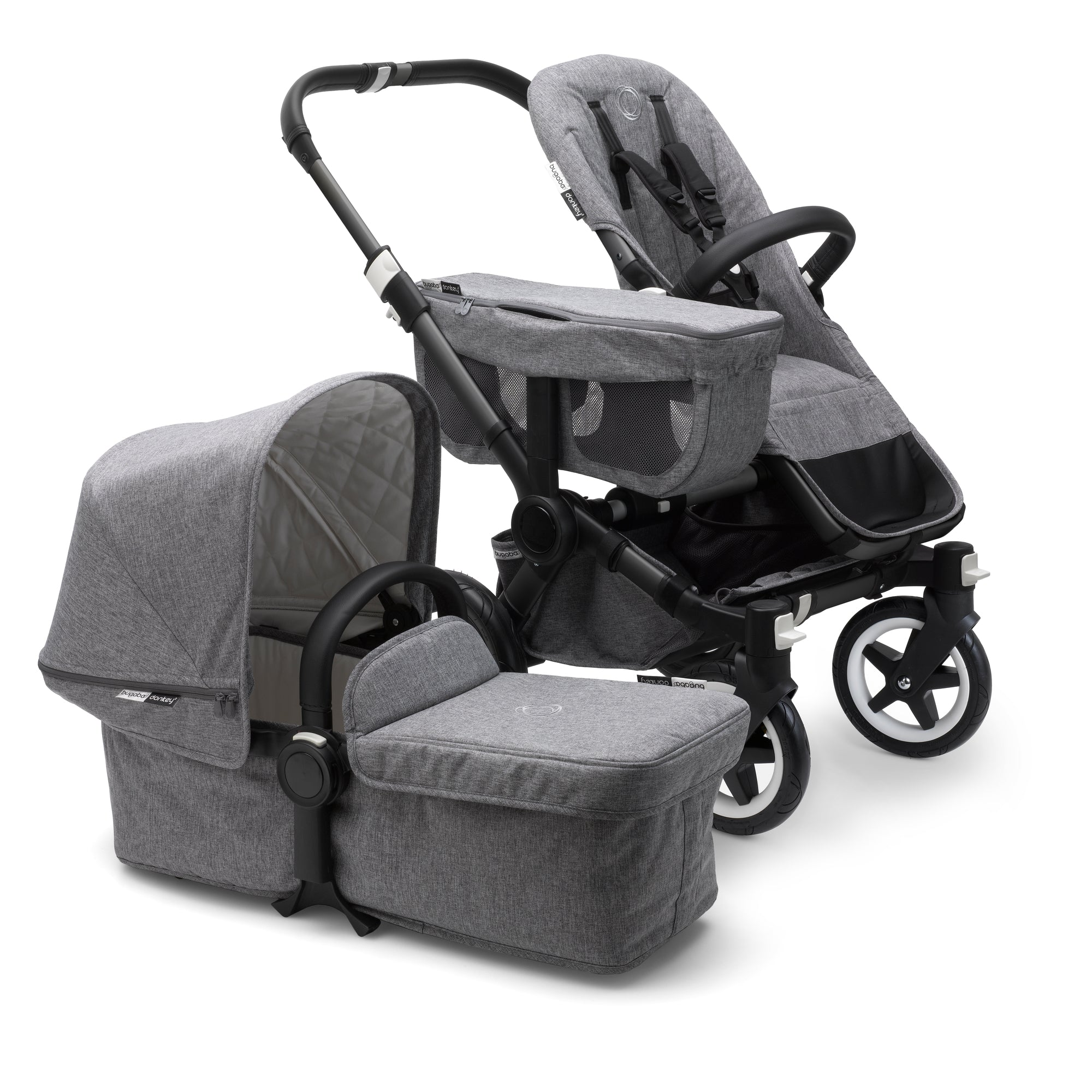 Bugaboo Donkey2 Classic Collection - Mono