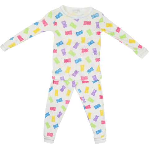 Magnolia Baby 'Gummy Bears' PJ Set