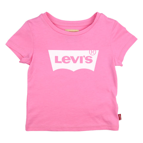 Levi's Girls Pink T-Shirt