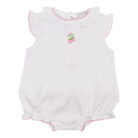 Kissy Kissy 'Enchanted Garden' Romper