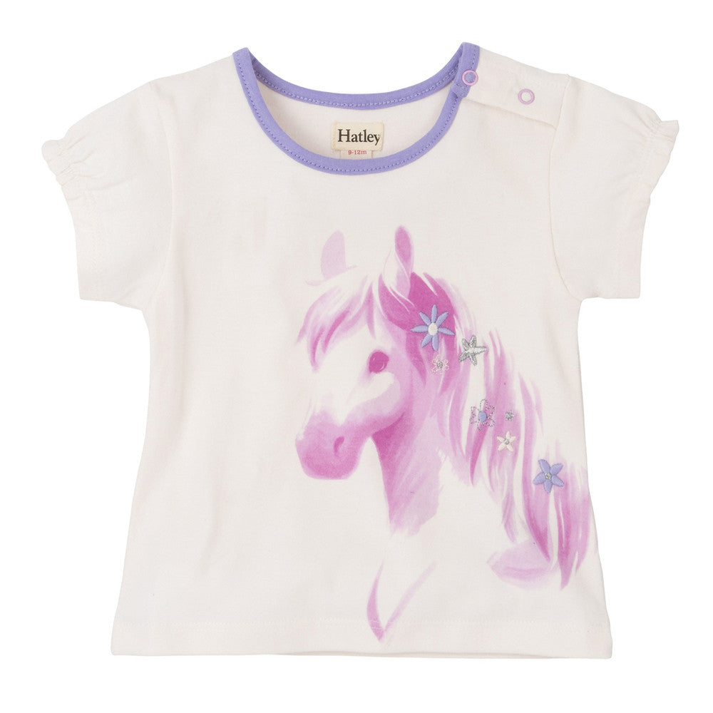 Hatley 'Horses' Two Piece Set