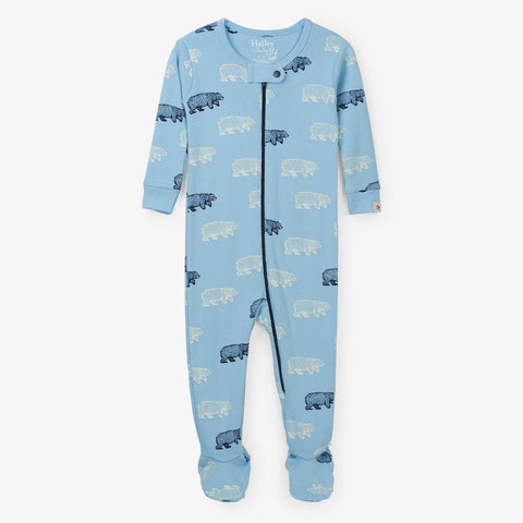 Hatley 'Band of Bears' Babygrow